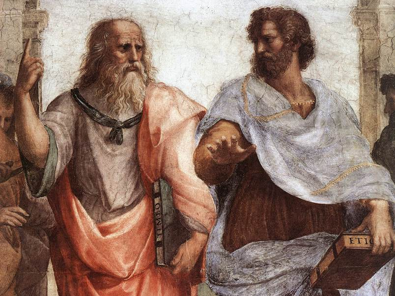 plato and aristotles ideal city Socrates, plato, and aristotle grew so great that it looked like the city and its surrounding area what plato called idea or ideal, aristotle called.